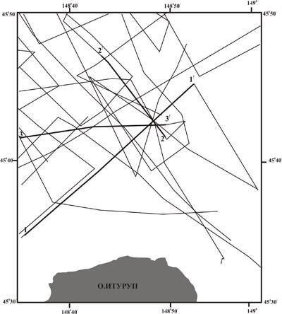 Рис. 2. Схема профилей
