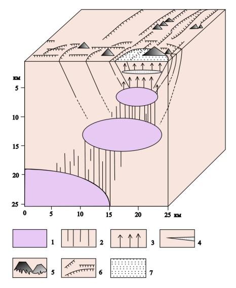 Принципиальная схема строения